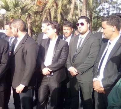 agent de sécurité Tunisie