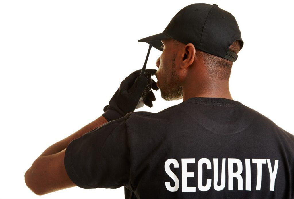 Agent cynophile de sécurité