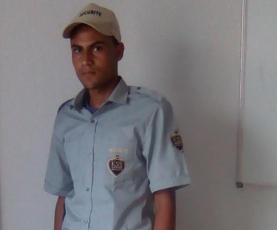agent gardiennage